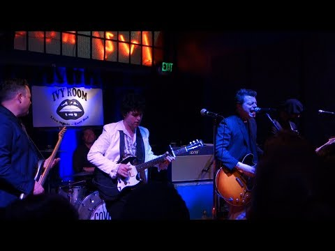 The Coverups (Green Day) - Happy (The Rolling Stones cover) – Secret Show, Live in Albany