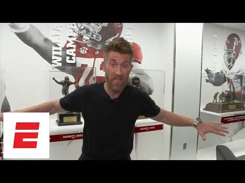 Marty Smith's exclusive tour of Alabama football facilities | ESPN