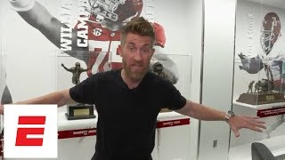 Marty Smith's exclusive tour of Alabama football facilities | ESPN