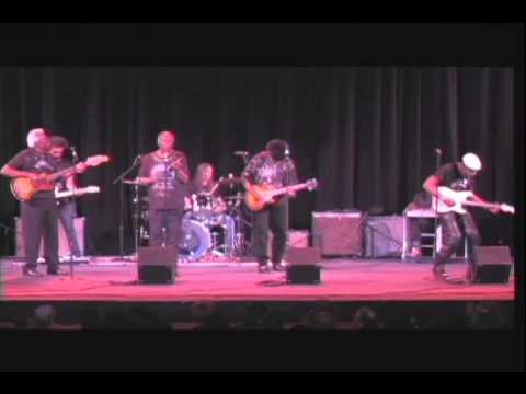 The Chambers Brothers Reunion