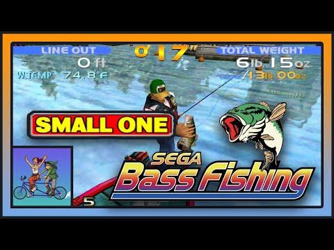 It's Coming Near! - Sega Bass Fishing |