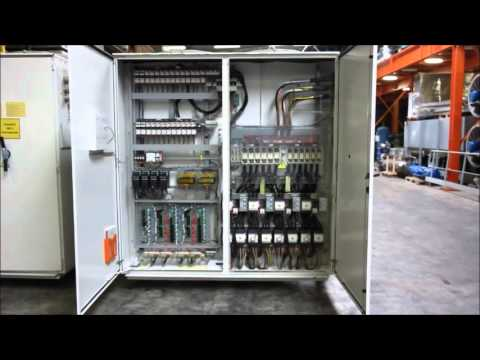 Trane RTAC 375D - Used Air-cooled Water Chiller - Comron International