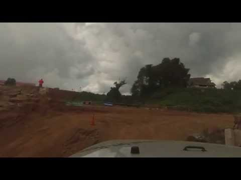 Extreme Hill at Sheriff's Jeepfest 2014