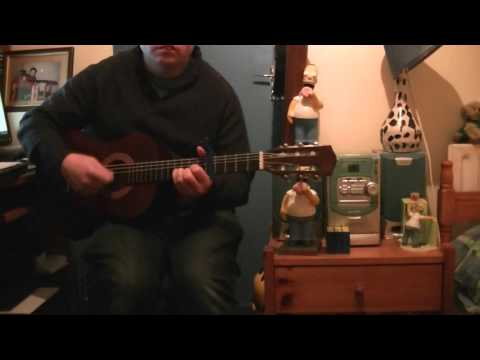 The Irish Rovers: The Rovers Street Song Medley small classical guitar