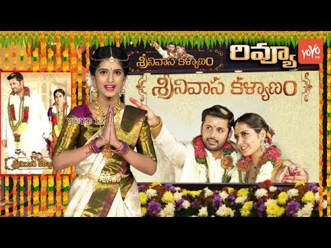 Srinivasa Kalyanam Review Nithiin Rashi Khanna Dil Raju Telugu Movie 2018 Yoyo Tv Channel