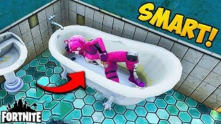 One of BCC Trolling's most viewed videos: 5,000,000 IQ HIDING SPOT! - Fortnite Funny Fails and WTF Moments! #126 (Daily Moments)