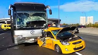 Bus Crashes, Tram Crashes, Trolleybus Crashes compilation 2016 Part 2