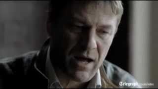Sean Bean reads Wilfred Owen's Anthem for Doomed Youth