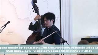 Jazz music at ACM Apr12 19a