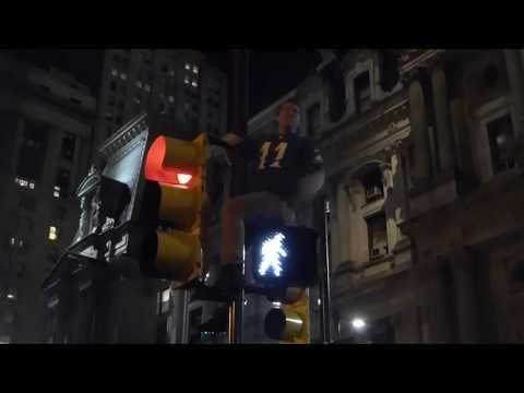 Broad Street Celebration of Philadelphia Eagles Super Bowl Victory 2/4/18
