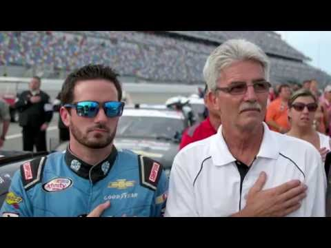 NBCSN Jeremy Clements Throwback Weekend
