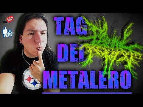 #Tag Del Metalero / Metal Release
