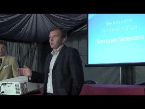 George Eustice Q&A at Fruit Focus 2014