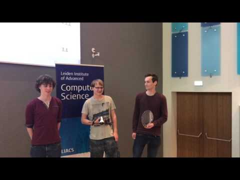 Coding Contest 2017 - Global Winner Interview