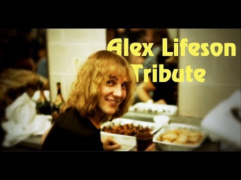 Alex Lifeson Tribute