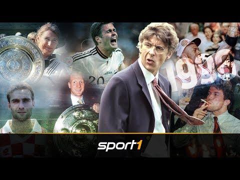 Macarena und Helmut Kohl: Als Arsene Wenger zu Arsenal kam | SPORT1