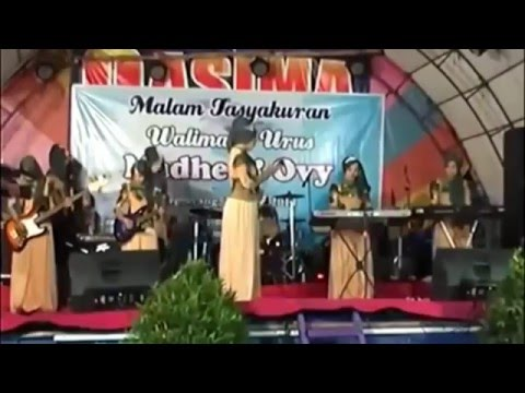 Qasima - Sholawat Gus Dur Syi'ir Tanpo Waton Dangdut Koplo Terbaru 2016 Live Semarang