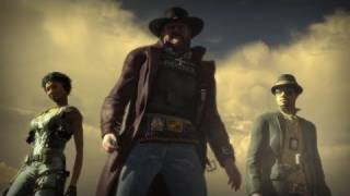 Call of Juarez: The Cartel - GDC 2011: Official Debut Trailer (2011) | HD