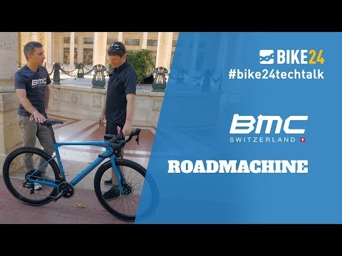 BIKE24 Techtalk | BMC Roadmachine 2020