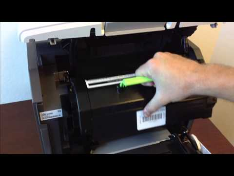 How to Replace the Toner Cartridge in a Lexmark MS811 Printer