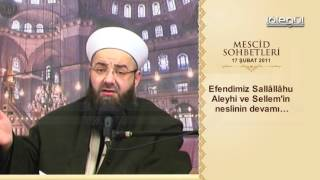 Mescid Sohbetleri - Hazreti Fatıma Validemizin Üstünlüğü Lâlegül TV