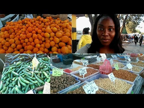 COME WITH ME TO CYPRUS LOCAL MARKET!!!!!!
