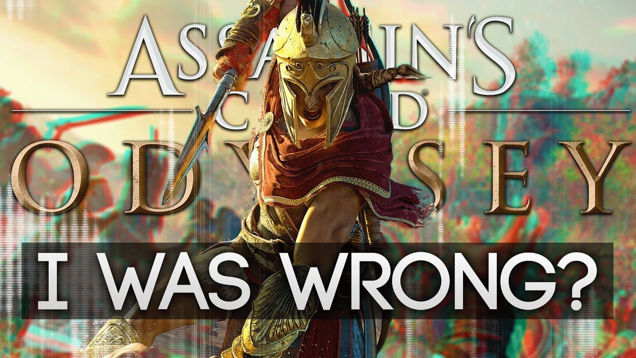 Assassin's Creed Odyssey | A Marvel of Entertainment - I Was Wrong