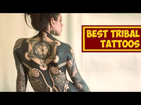 Best Tribal Tattoos That Will Catch Your Eye