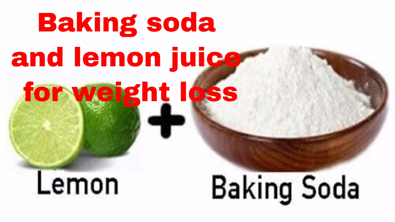 Baking Soda And Lemon Juice For Weight Loss Baking Soda Weight