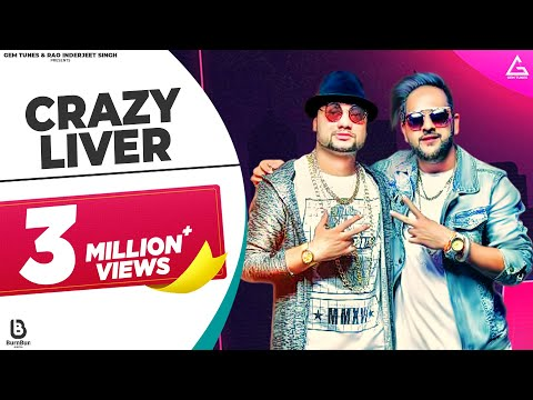 Crazy liver ( Official Full Song) FEAT-THE BEGRAJ | MD KD | Latest New Party Song 2017