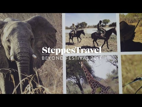 Steppes Travel Beyond Festival 2017