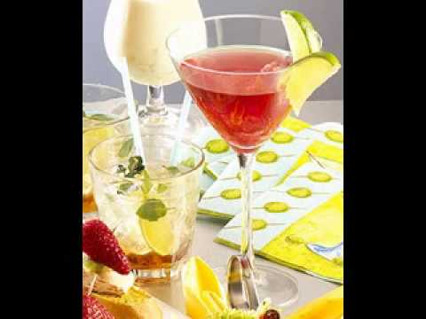 cocktail decorations ideas youtube