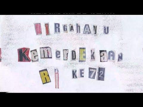 DIRGAHAYU REPUBLIK INDONESIA!