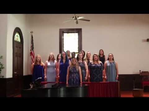Sumrall High School 2017 Audition Video #2 Light of a Clear Blue Morning