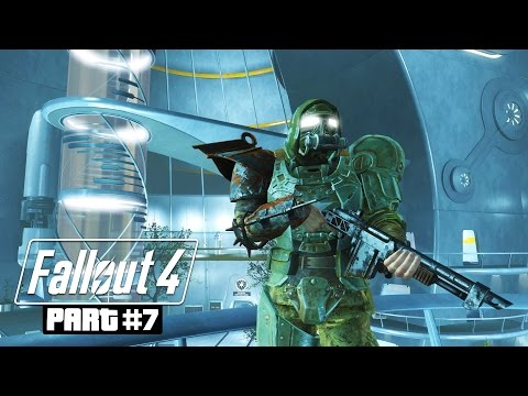 Fallout 4 Gameplay Walkthrough, Part 7 - THE BATTLE OF BUNKER HILL!!! (Fallout 4 PC Ultra Gameplay)