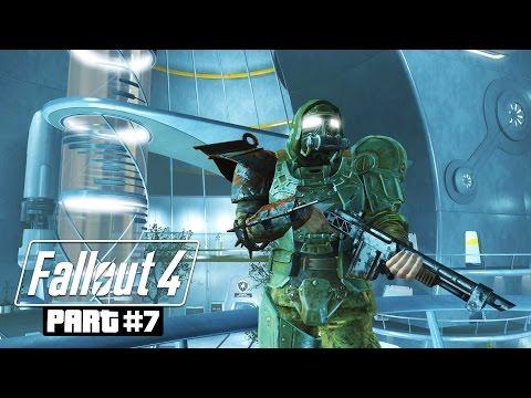 Fallout 4 Gameplay Walkthrough, Part 7 - THE BATTLE OF BUNKER HILL!!! (Fallout 4 PC Ultra Gameplay)
