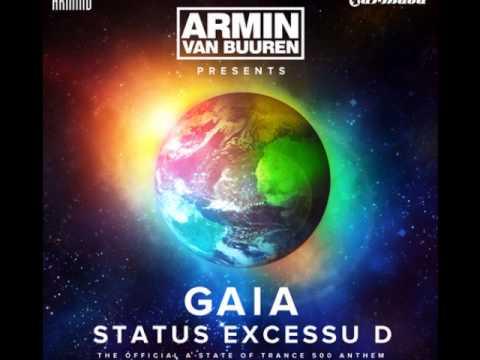 Клип Armin Van Buuren pres. Gaia - Status Excessu D