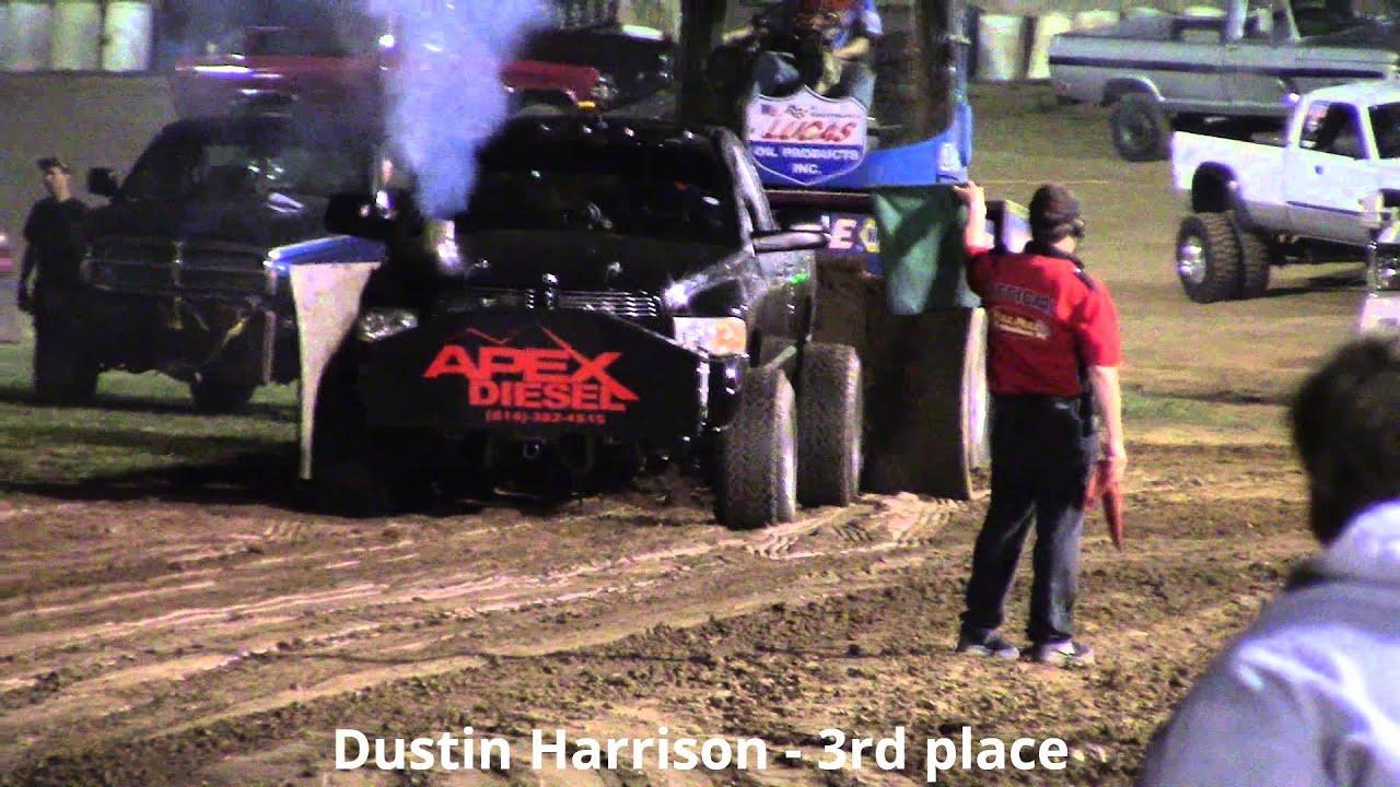 Tri City Raceway 2 6 Diesel Trucks