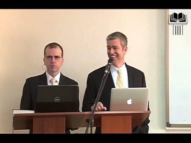 Семья пастора- духовное основание брака - семинар 5