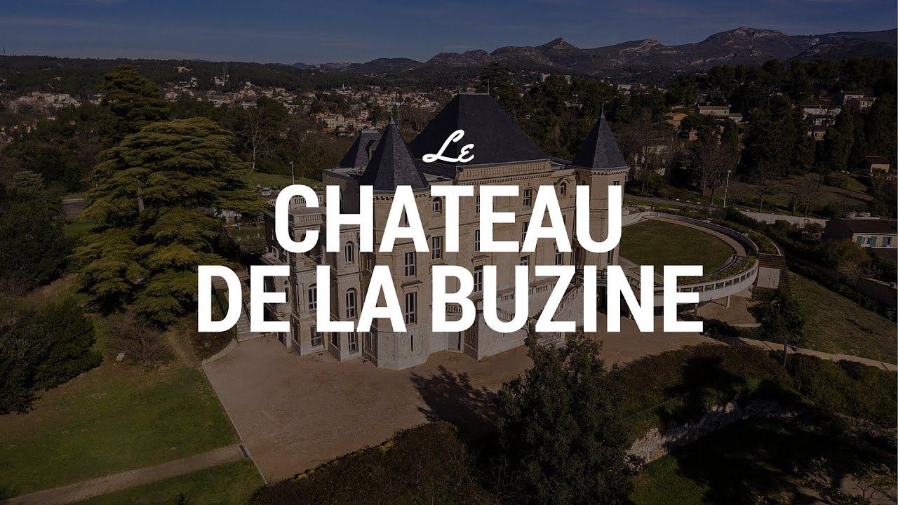 Le Ch U00e2teau De La Buzine