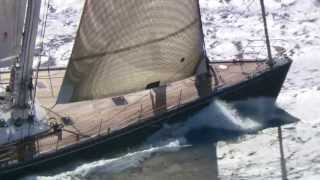 Loro Piana Superyacht Regatta 2012 Day 1