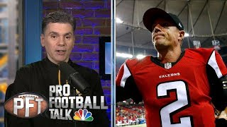 Matt Ryan's deal will have ripple effects for other QBs I Pro Football Talk I NBC Sports