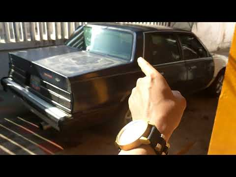 ¿Auto Clásico? Chevrolet Celebrity 85 Novedades De La GM
