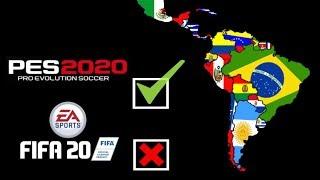 ¡NO ES RIVER PLATE! - OTRO CLUB DE LATINOAMÉRICA RECHAZA ESTAR EN FIFA 20 PARA UNIRSE A PES 2020