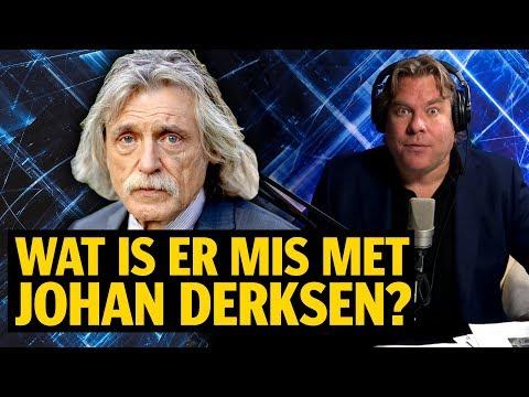 WAT IS ER MIS MET JOHAN DERKSEN? - DE JENSEN SHOW #55