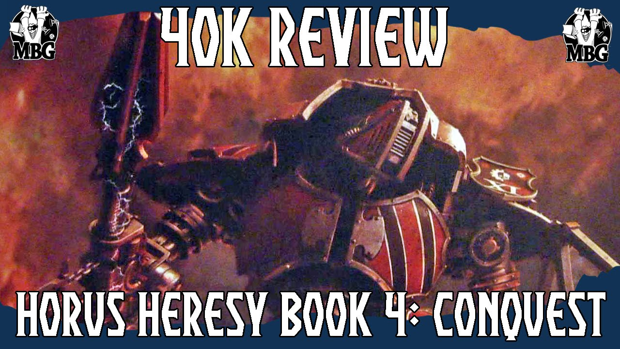 Horus Heresy Book 4 Conquest