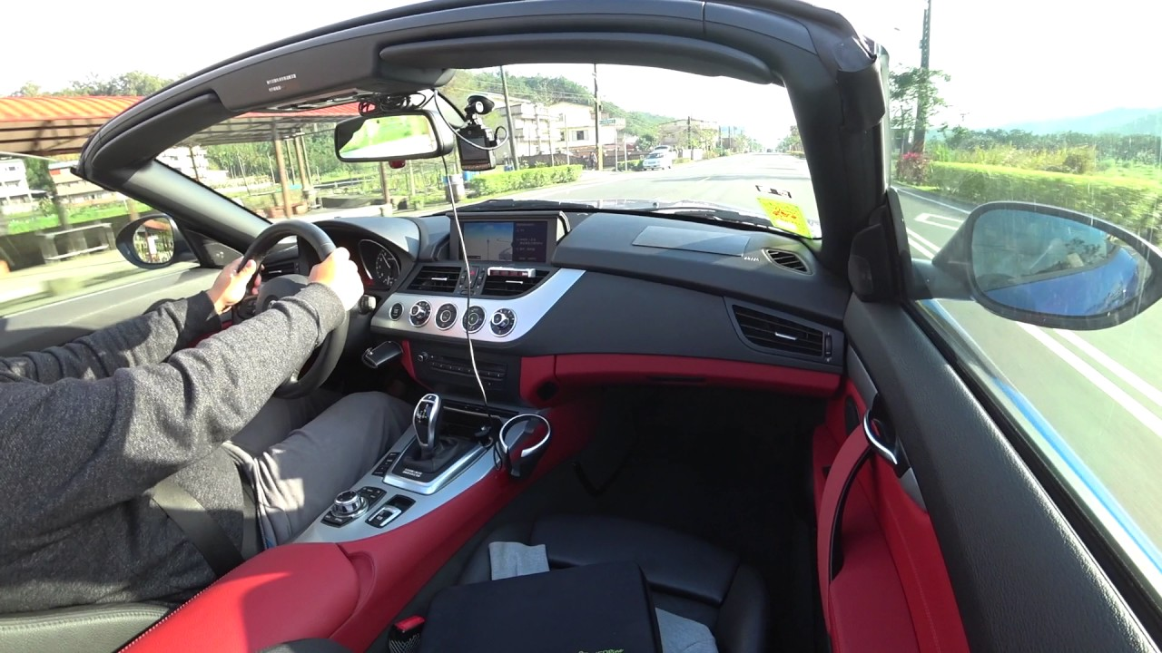 Sony Fdr X3000 1080p 60f Bmw Z4 Pov Driving 2 Youtube