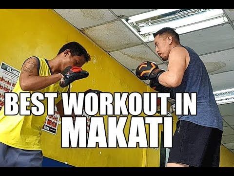 BEST BOXING GYM IN MANILA (CHEAPEST!!!)