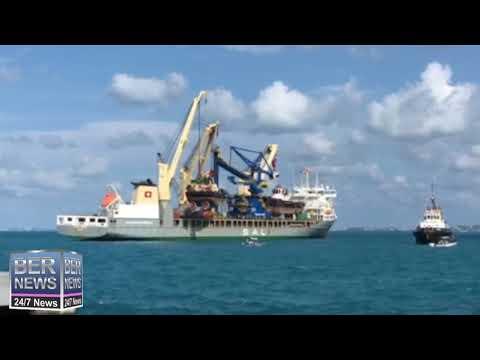 New Tugboats Arrive in Bermuda, September 26 2020