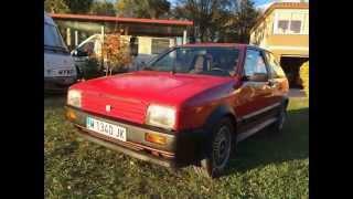 Restauració Seat Ibiza Sxi Mk1 1988